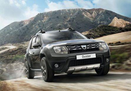 Autonoleggio Romania offre  Dacia Duster 4x4 per passeggiate in montagna